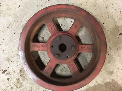 Bush Hog Disc Mower Large Drive Pulley Dm80 Dm90 Ghm 800 900 Bushog