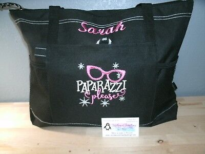 Paparazzi Please Personalized Tote Bag  Jewelry - Personalized Tote