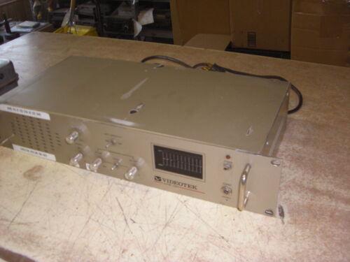 Videotek APM-2RS