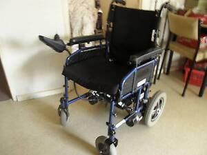 pride xl  electric wheelchair Corio Geelong City Preview
