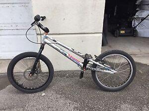 Professional Echo Trial Bike