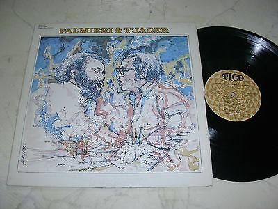 PALMIERI & TJADER ***RARE US LP***TICO LABEL***1977***