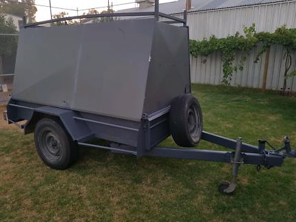 7x4 tradesman canopy trailer & Tradesman Canopy | Trailers | Gumtree Australia Salisbury Area ...