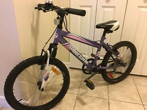 Supercycle Impulse Youth Bike(purple color)