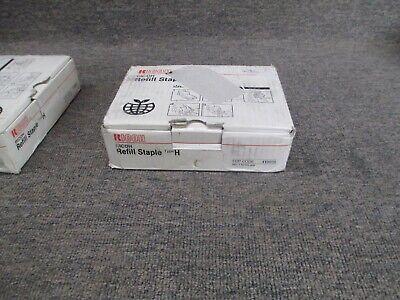 410509 No.1101r-am New Genuine Ricoh Savin Lanier 5pk Staple Refill Cartridge