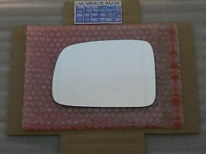 honda mirror glass  replacement   cr  crv driver side left lh
