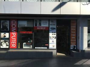Computer and mobile shop Business for sale