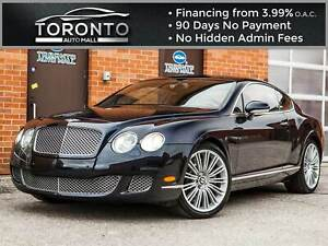 2008 Bentley Continental GT SPEED, 600HP AWD, NAVI, PADDLE SHIFT