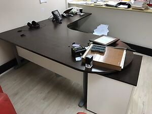 FREE executive corner desk Bondi Junction Eastern Suburbs Preview