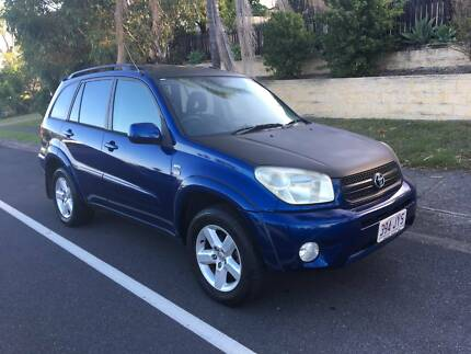 Toyota Rav4 Cruiser  - Auto- 5 doors - rwc- lovely car Labrador Gold Coast City Preview