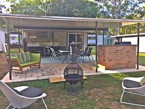 Onsite caravan and annex on Hawkesbury River/waterski park Lower Portland Hawkesbury Area Preview