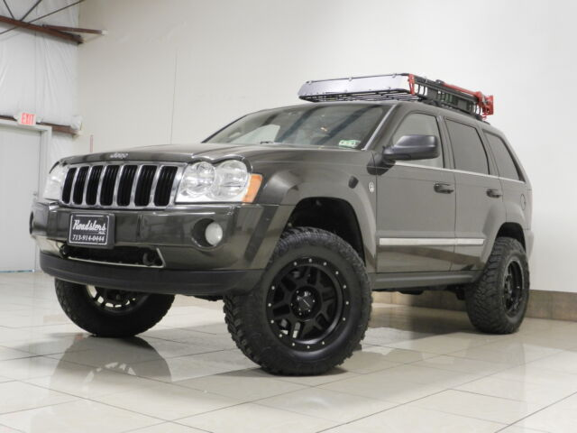 jeep grand cherokee limited hemi 5 7l 4x4 lifted sunroof heated. Cars Review. Best American Auto & Cars Review