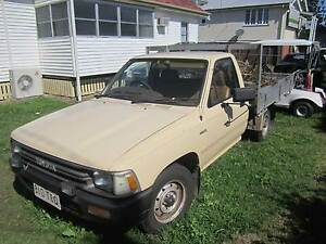 1990 Toyota Hilux Ute Lowood Somerset Area Preview