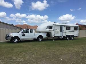 5th Wheeler and Hilux TUG 2006 Package Eight Mile Plains Brisbane South West Preview