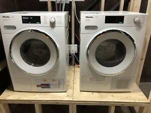 Brand new Miele Washer & Dryer Pair
