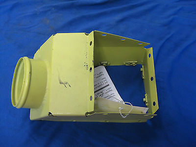Bell Helicopter 206 B Oil Cooler Duct P  206 061 544 001 Used