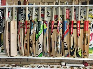 English Willow Full Size Men's Cricket Bats $150 each Mermaid Waters Gold Coast City Preview