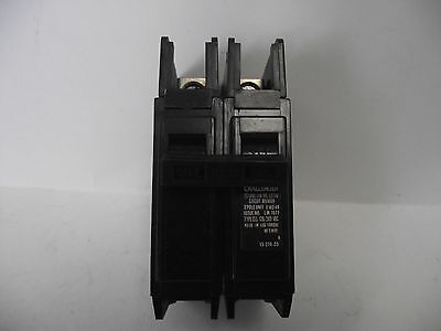 Challenger Cutler Hammer Qc2060 Circuit Breakers Ge Thqc2160wl 2 Pole 60 Am