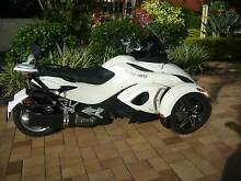 Can Am Spyder RSS M Helensvale Gold Coast North Preview