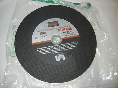 Kt Industries 5-5212 Metal Cut-off Wheel 12 X 18 X 1 Chop Saw