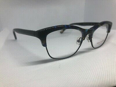 Ted Baker B242 Womens Designer Eyeglasses Blue/Black (Ted Baker Designer Glasses)