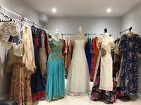 Indian, Pakistani, Punjabi and Western stitching service.
