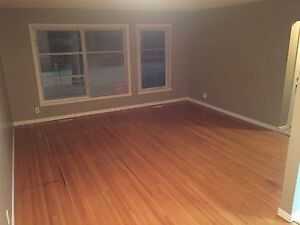 Clean upstairs 2 bedroom suite for rent