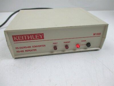 Keithley M1000 Rs-232 Rs-485 Converter Rs 485 Repeater