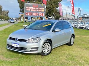 2013 VOLKSWAGEN GOLF 90 TSI AU 5D HATCHBACK 1.4L TURBO 4 7 SP AUTO Kenwick Gosnells Area Preview