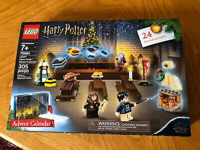 NIB Lego Harry Potter Advent Calendar  Set # 75964 FREE SHIPPING