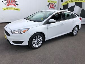 2017 Ford Focus SE, Automatic, Heated Seats, 11,000km