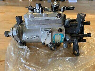 Lucas Cav Fuel Injection Pump 44l-900-12400 U3062f610- Reman