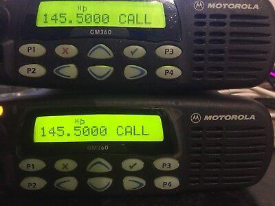 Two Way Radio Programming, Motorola radio recovery and Repair Service.