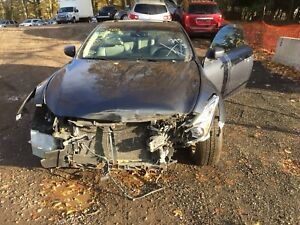 2008 Infiniti coupe manual transmission is for parts