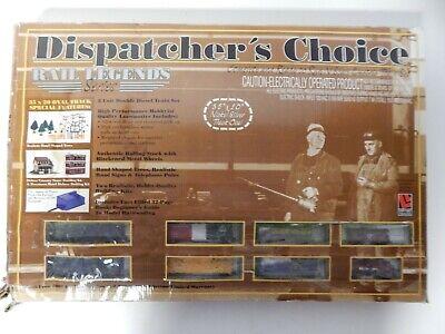 Dispatchers Choice Rail Legends Series Train Set
