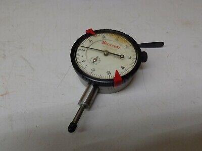 Starrett No. 25-3415j Dial Indicator .500 Range .001 Grads  Stk1054