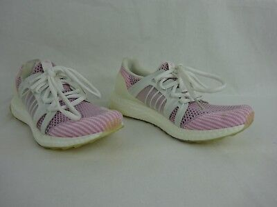 Adidas Stella McCartney Ultra Boost Pink & White Shoes ~ B25103 ~ U.S. Size 6 for sale  Shipping to India