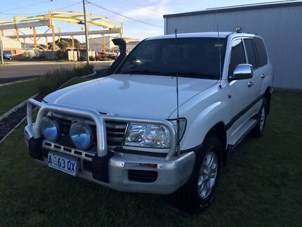 2006 Toyota Landcruiser  Land Cruiser Wagon 4x4 ******LOADED**** Ulverstone Central Coast Preview
