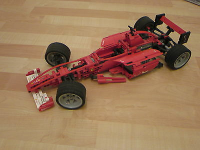 3 x Lego Technic Verbinder rot 3L 4 Pin H Halter Set 7344 8386 4227899 48989