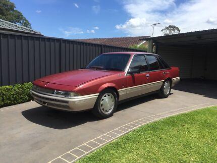 Holden VL Calais S1 1986 rb30
