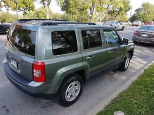 2013 Jeep Patriot Sport 2.0 automatic
