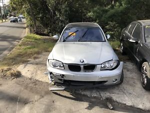 BMW 1 Series E87 118i 2005 hatchback automatic now wrecking Northmead Parramatta Area Preview