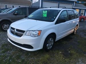 2012 DODGE GRANDCARAVAN! FULLY LOADED!