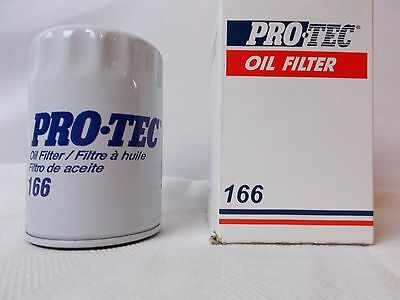 Pro Tec Engine Oil Filter 166