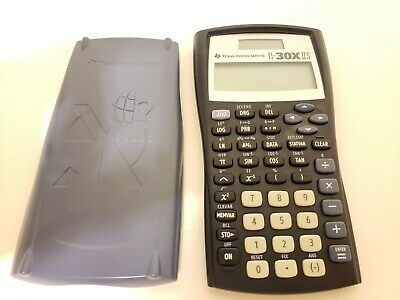 Texas Instrument Ti-30x2s Calculator with Sleeve **SHIPS FREE**