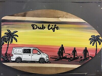Volkswagen Vw Camper Van T25 Transporter T4 T5 Splitscreen Baywindow Table Top for sale  Blackpool