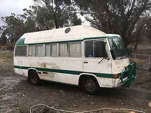 1977 toyota coaster motor home Ballarat East Ballarat City Preview