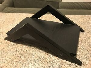Black Table shelf/stand