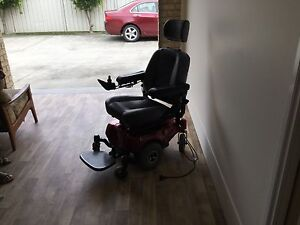 Powered Wheel Chair Old Bar Greater Taree Area Preview
