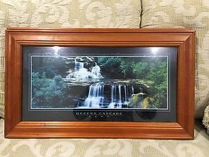 Timber picture frame Waterford Logan Area Preview